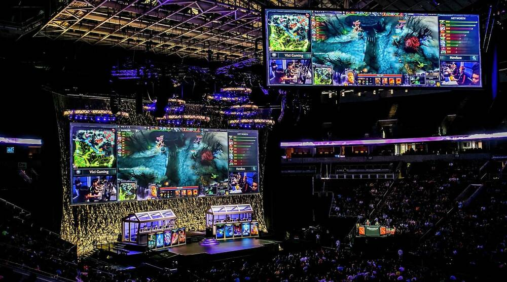Esports industry booming, will be even bigger in 2017   SI com