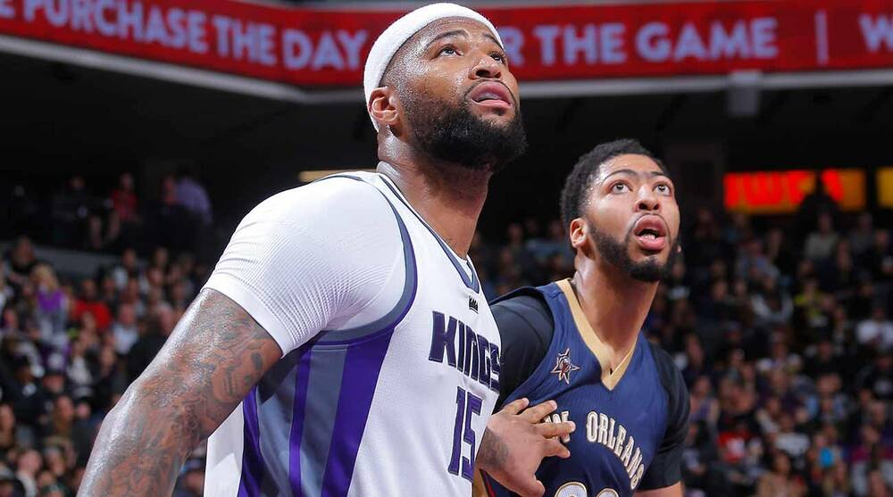 more photos 883eb 745ee DeMarcus Cousins Trade: Pelicans Fleece Kings In Blockbuster ...