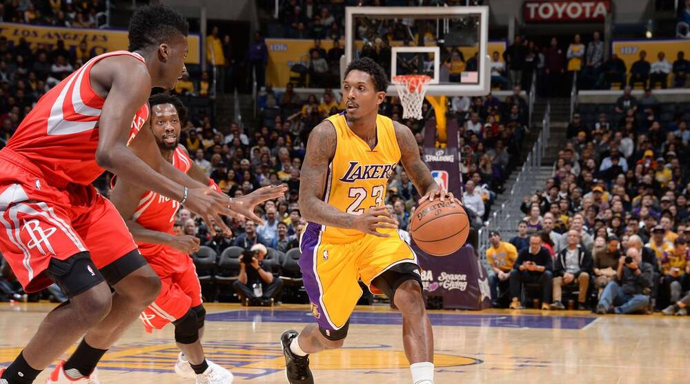 Grades  Lakers trade Lou Williams to Rockets  fccbace01