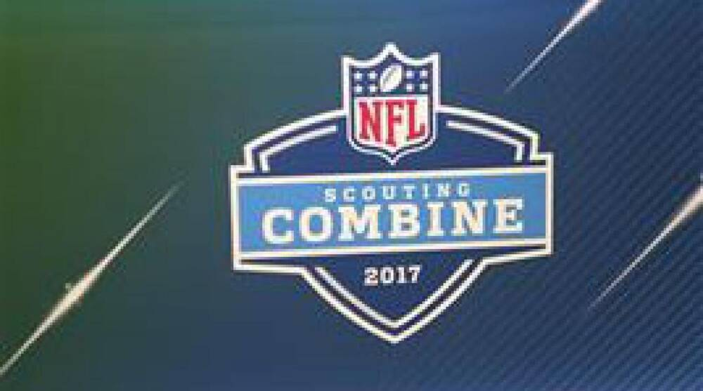 NFL Scouting Combine schedule: TV channel, events, times