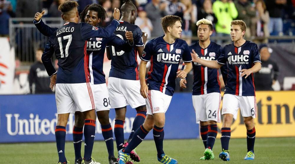 separation shoes face3 5f0f5 New England Revolution: Numbers behind the MLS Ambition ...