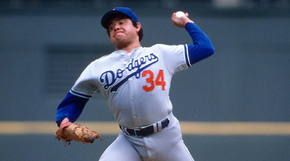 Dodgers should retire jersey of Fernando Valenzuela  c4b4c09b655