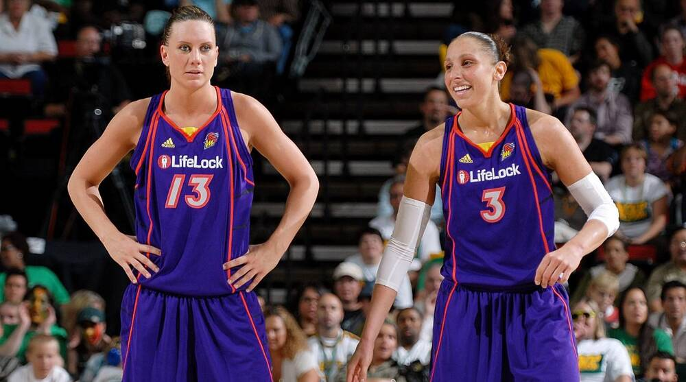Diana Taurasi Wedding.Diana Taurasi Wedding Wnba Star Marries Penny Taylor Si Com