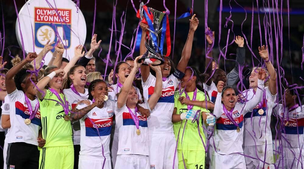 9208767dc Lyon tops PSG in PKs to win Women s Champions League final (VIDEO ...