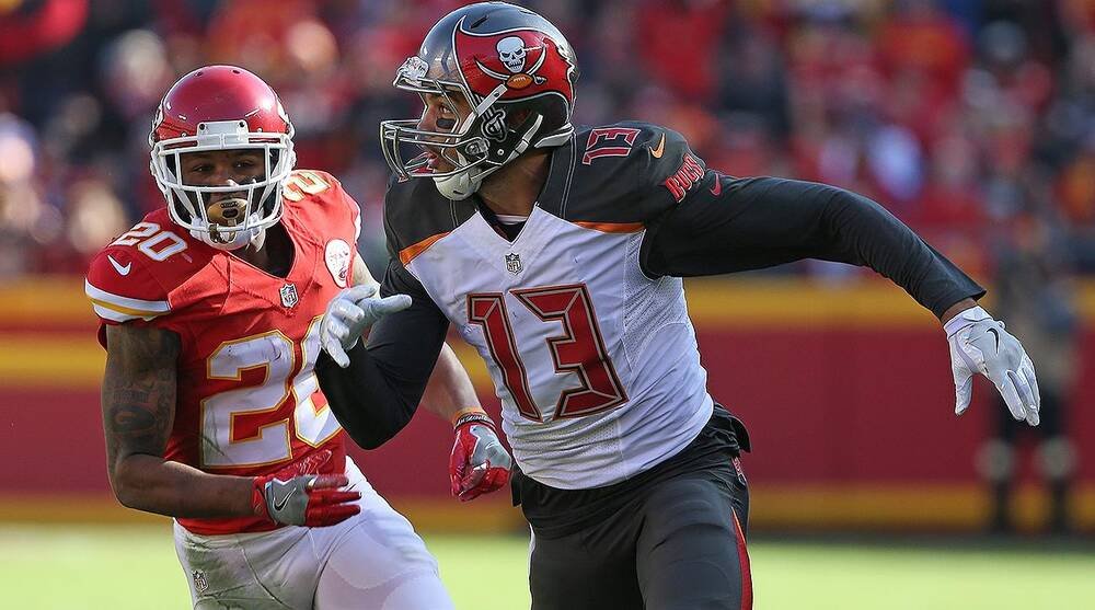 07e7b925b Mike Evans tops Buccaneers  10 most important players