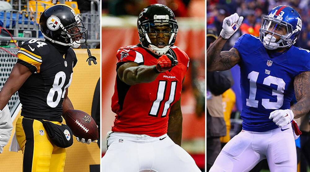 The Best Wide Receivers In The Nfl Si Com