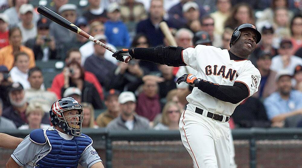 Image result for barry bonds 73 home runs