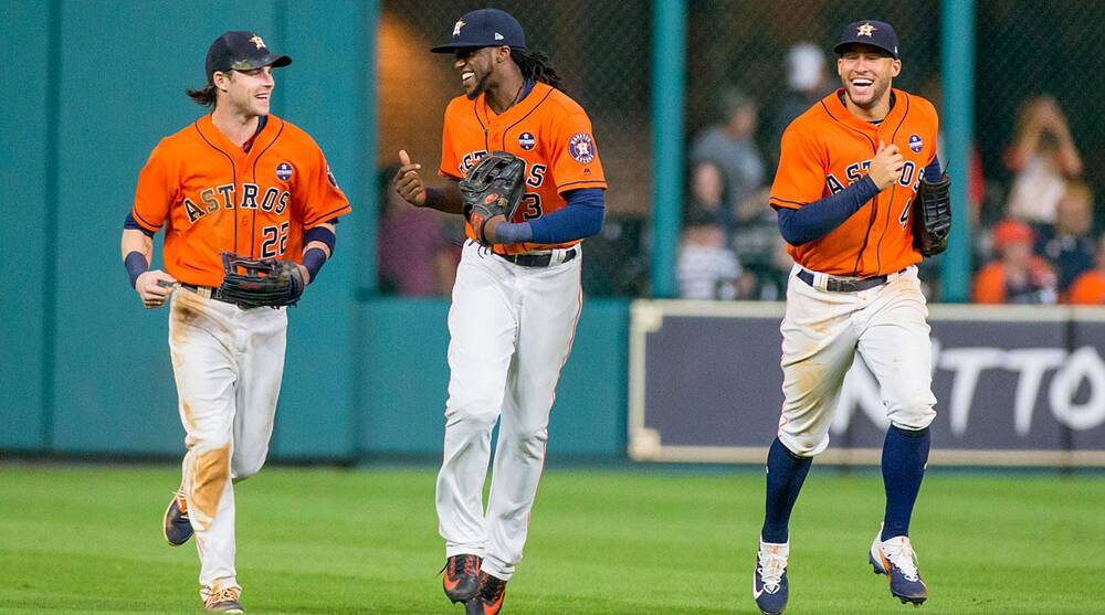 AL West Standings: MLB Standings Updated Through the