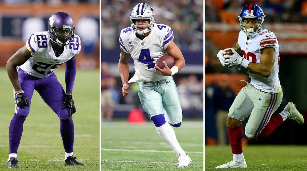 Thanksgiving Football  Everything You Need to Know About the Three NFL  Matchups a540763dd