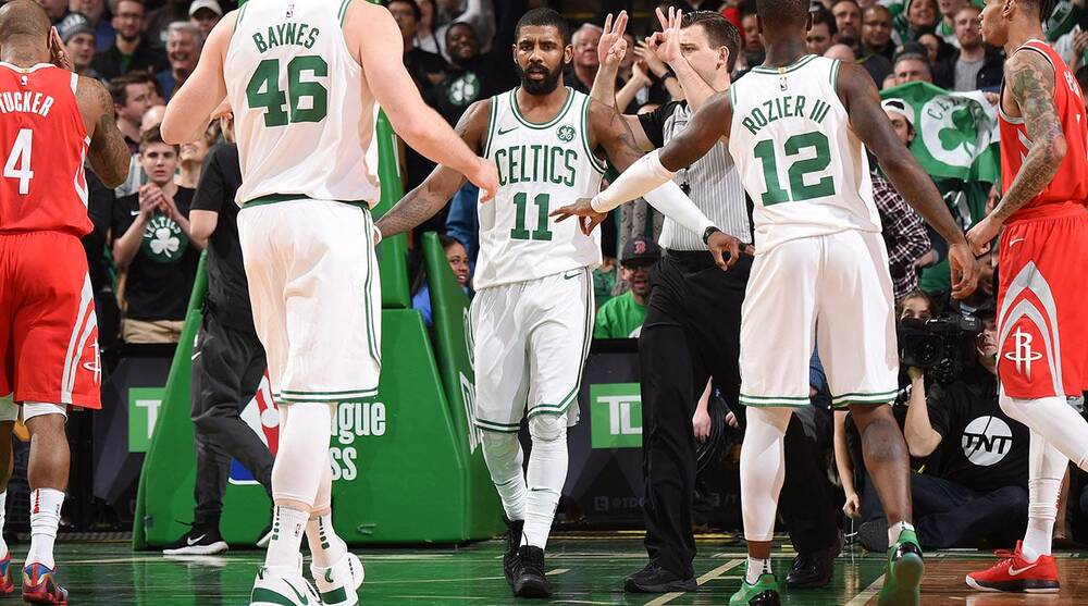 de1db12b5961 NBA Power Rankings  Kyrie s Celtics Have Been Anything but Flat