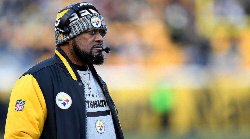 5ba70b947 Mike Tomlin won t be fired but needs to fix Steelers