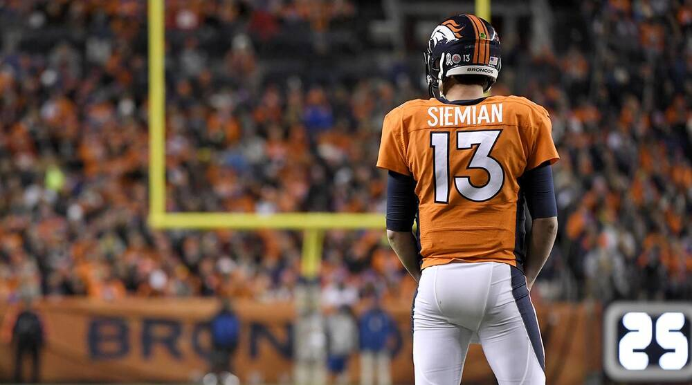 805a3f6ce Trevor Siemian Trade  What It s Like to Be Dealt in NFL