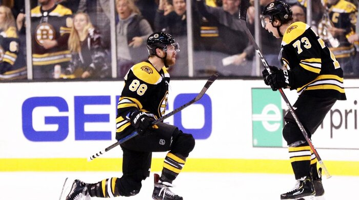 Image result for Bruins vs. Leafs 2018 playoffs