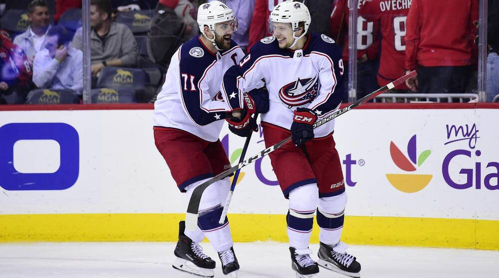 Stanley Cup Playoffs  Blue Jackets 8bb164e7f126