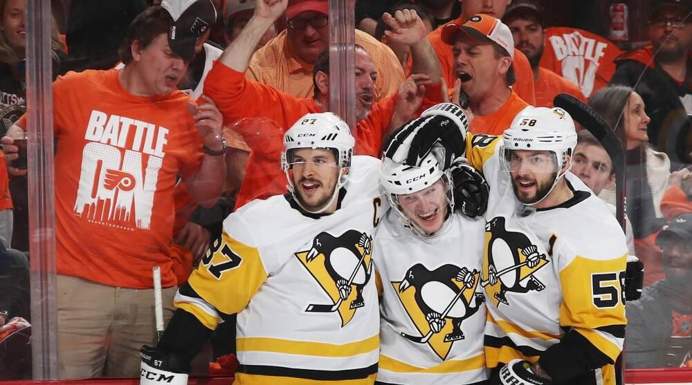 Pittsburgh Penguins v Philadelphia Flyers - Game Six 95b8b2864