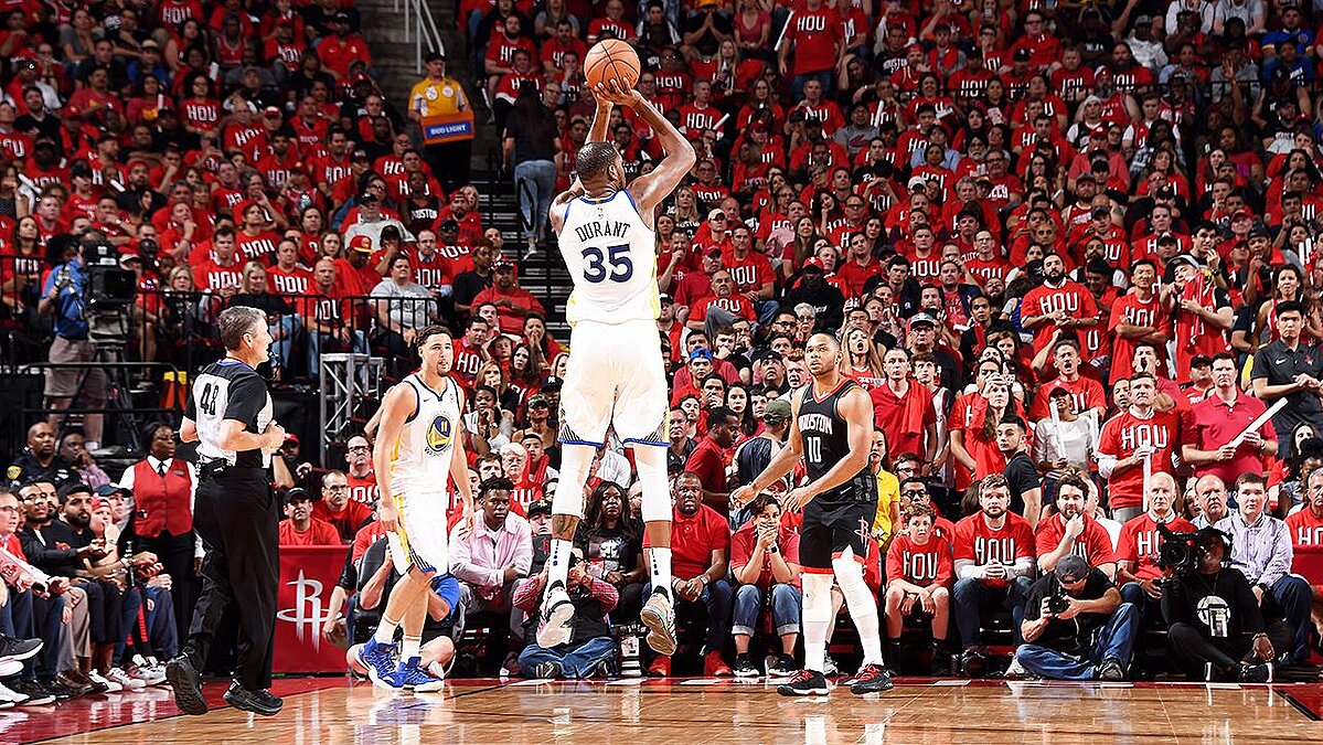 Warriors vs. Rockets Game 1