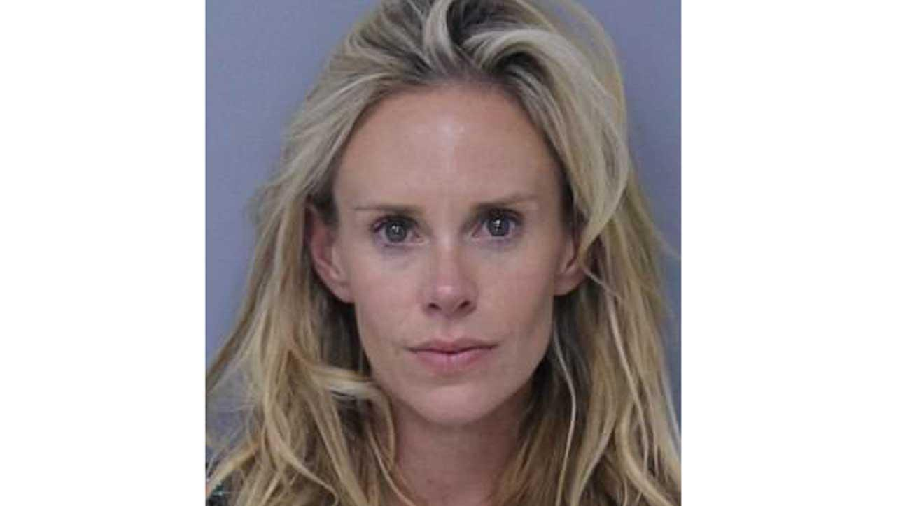 Krista Glover  Was Arrested Saturday Evening Of The Players Championship