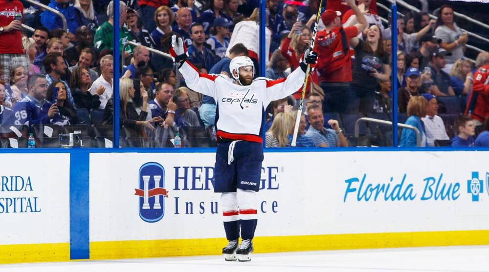 NHL playoffs  Brett Connolly finds home with Washington Capitals ... 0c19abba6c00