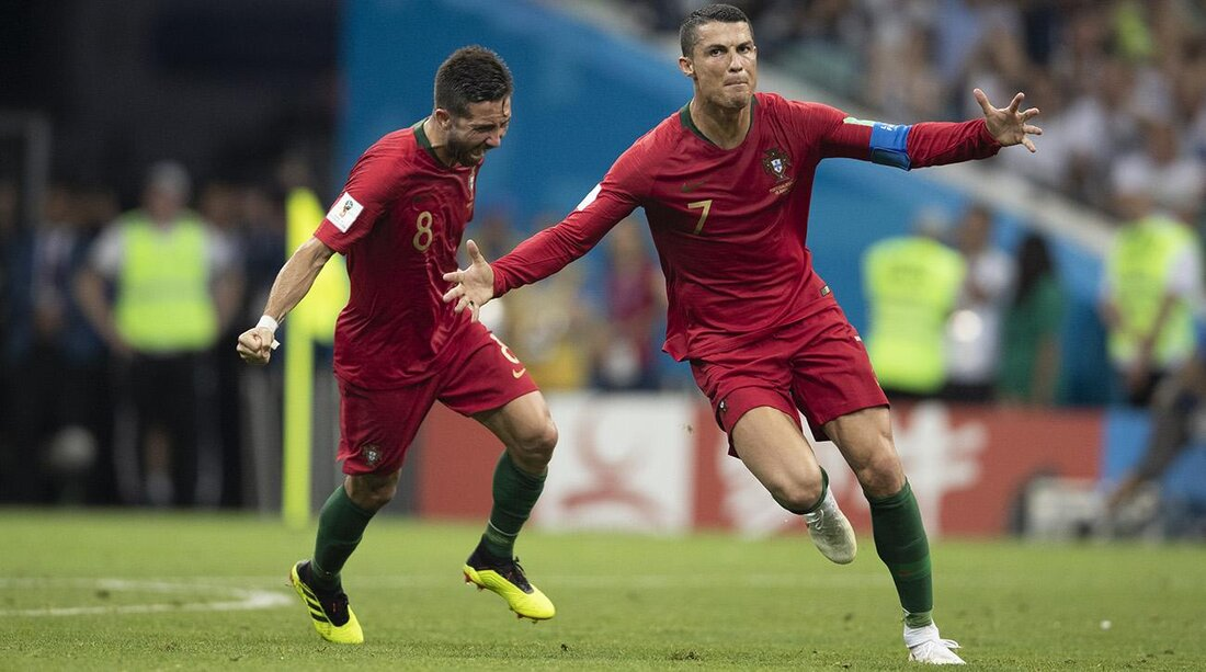 Image result for ronaldo world cup 2018