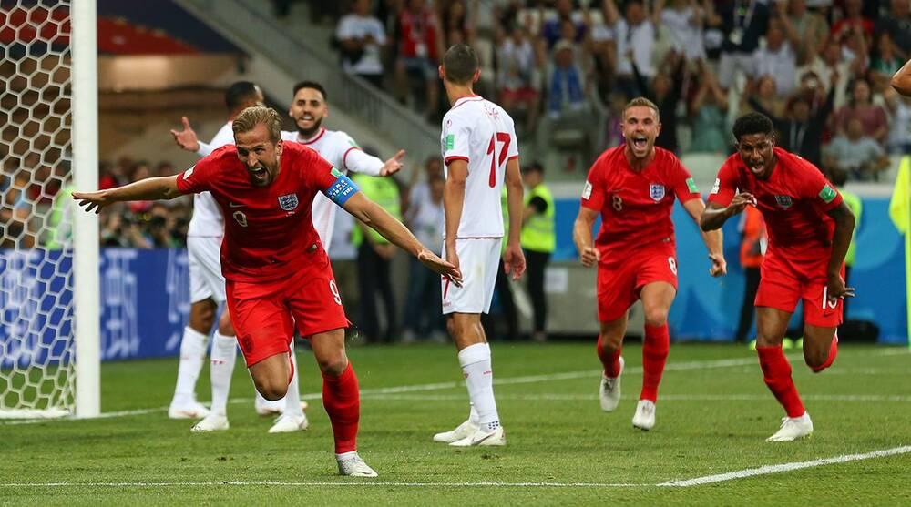 Tunisia v England  Group G - 2018 FIFA World Cup Russia 890713c8a