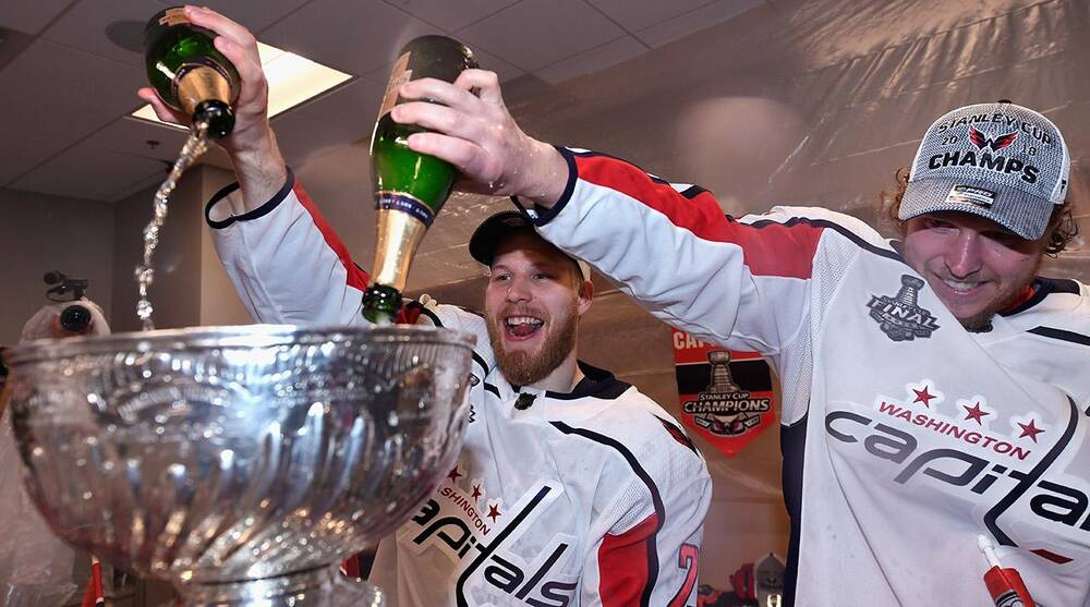 873bca20385 Stanley Cup keg stands  Keepers may ban Cup stands after Capitals ...