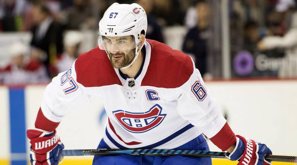 Max Pacioretty traded to Vegas Golden Knights by Montreal Canadiens ... 0572558f9
