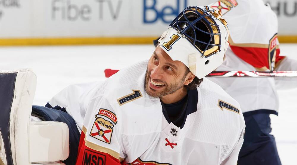 Roberto Luongo 39 Still Searching For First Stanley Cup Win Si Com