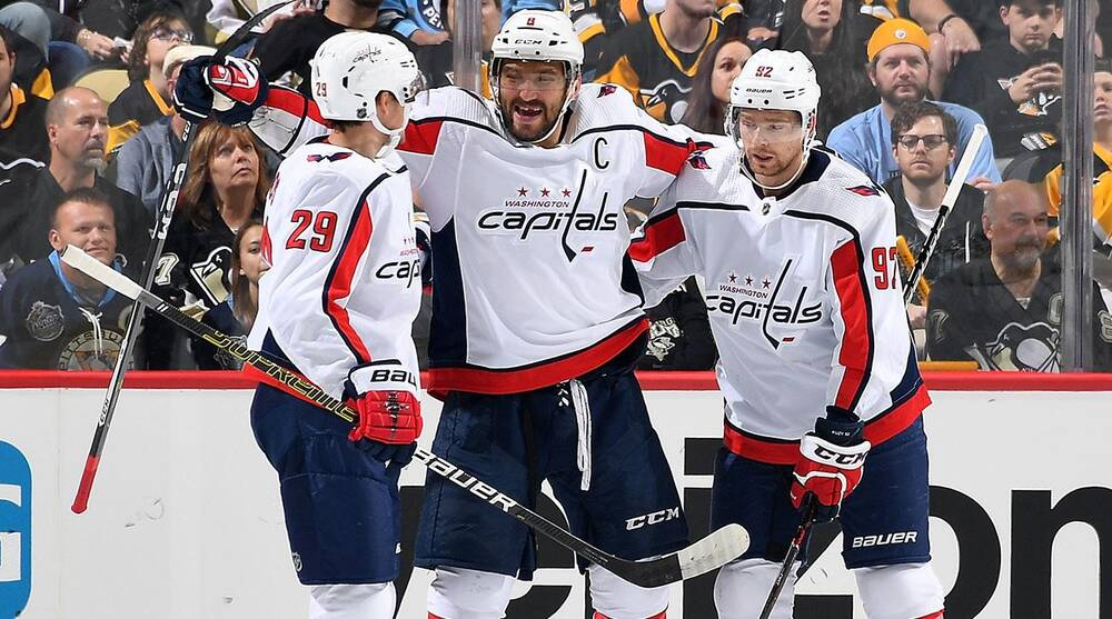 81a1d9bc8 Alex Ovechkin, Washington Capitals' Stanley Cup title defense: 2018 ...