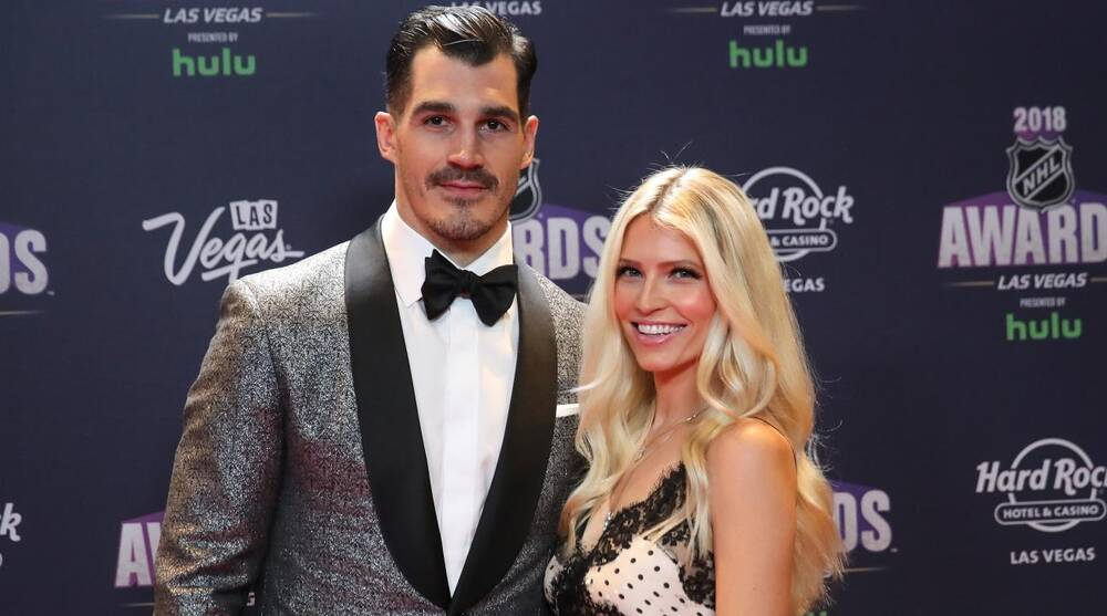 Brian Boyle s wife Lauren becomes Hockey Fights Cancer ambassador ... ded3b5076