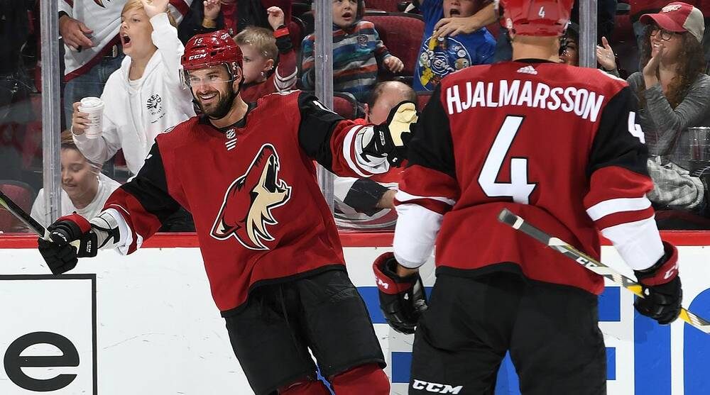 There s No Way This Is Going to Continue   Coyotes Seem to Be Scoring  Shorthanded Goals at Will d2c5779e0