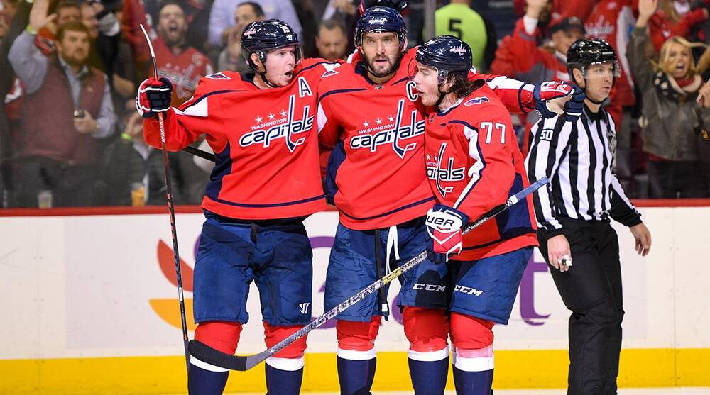 T.J. Oshie lifts Washington Capitals to 2-1 win over Pittsburgh ... fe5a9f5868ac