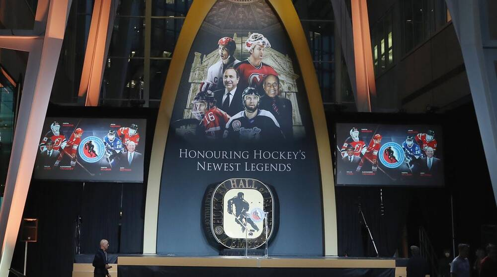 Hockey Hall Of Fame Brodeur O Ree Bettman Lead Latest Class Si Com