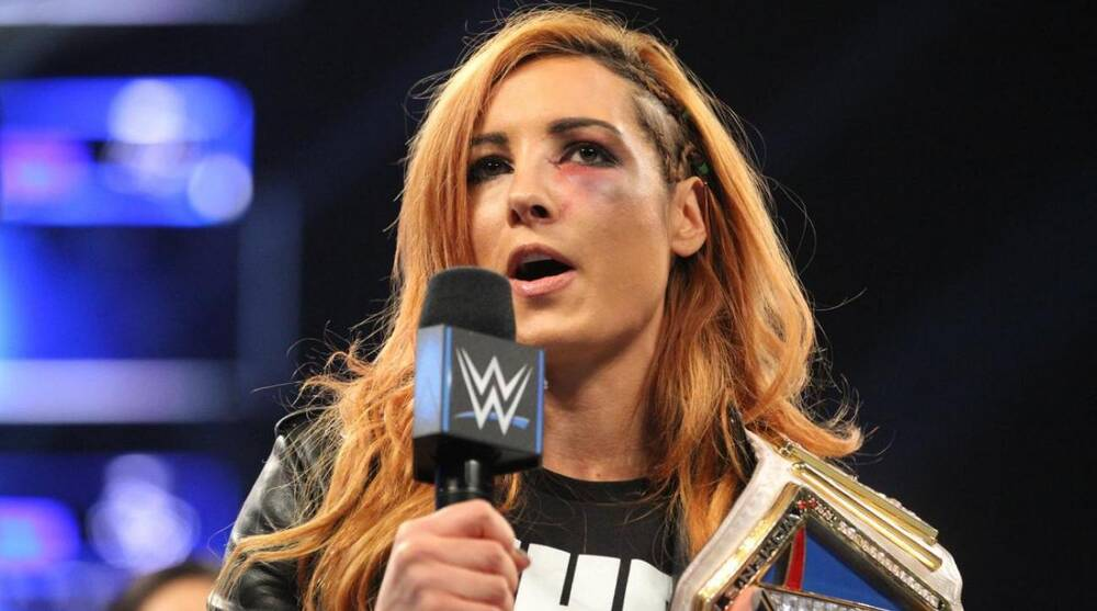 Wwe Wrestling News Becky Lynch Could Face Ronda Rousey At