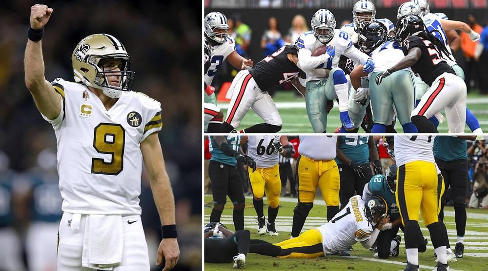 bd1b3ff40bc NFL Week 11 Analysis: Brees, Steelers, Cowboys defense | SI.com