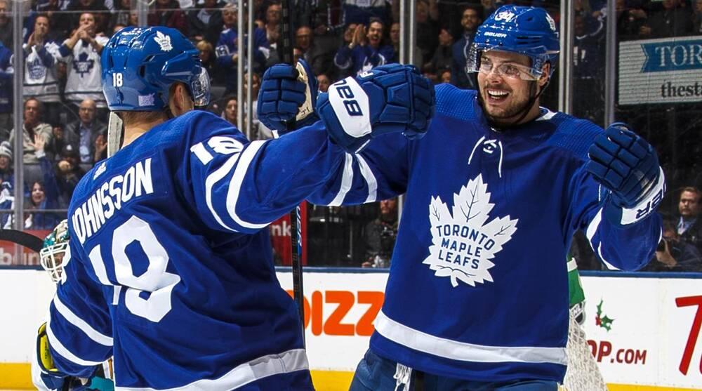 60f8541ce NHL Power Rankings  Maple Leafs reloaded