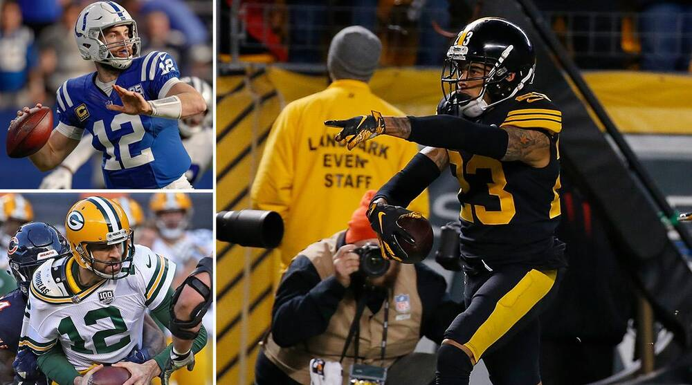 Week 15 analysis  Steelers Beat Brady Colts contenders  3b2d5b0e5