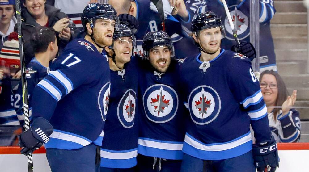 NHL Power Rankings  How Long Will the Flames  and Jets  Hot Streaks Last  3e503debb
