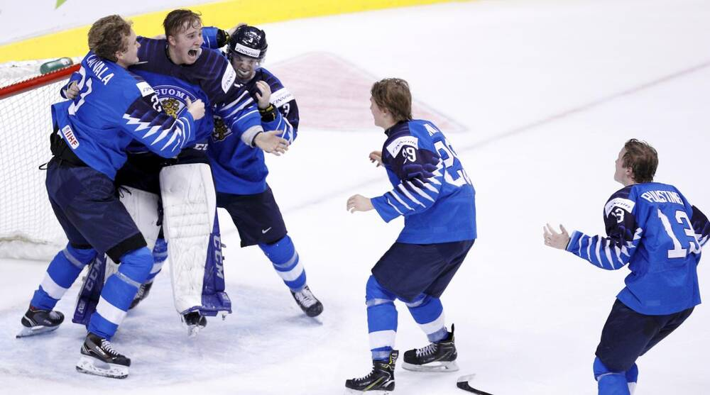 World Junior Championship Finland Tops U S To Win Gold Medal Si Com
