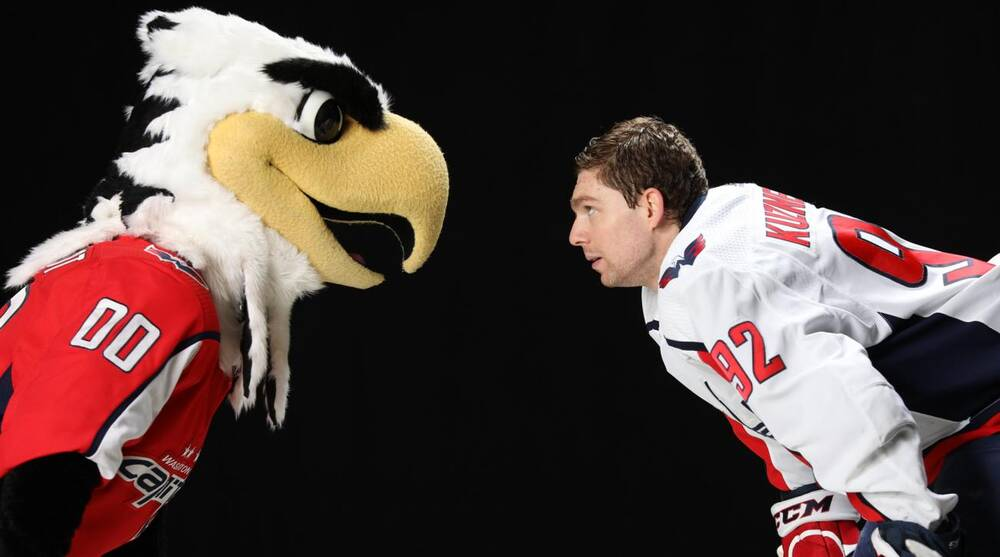 Capitals  Evgeny Kuznetsov is one of the NHL s craziest characters ... 42bad610a