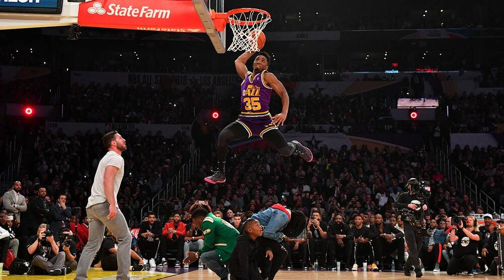 NBA Slam Dunk contest past winners (Complete List of Champions)  a62b94e78e