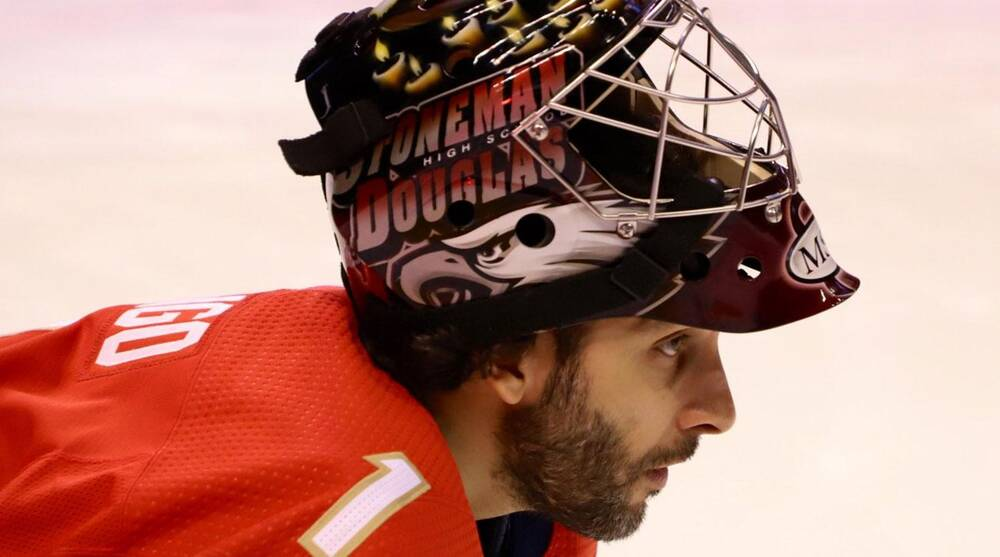 Florida Panthers Roberto Luongo Honor Parkland Shooting Victims
