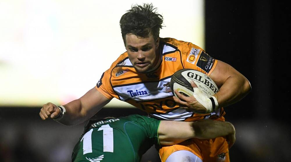 Nico Lee: Cheetahs Pro14 rugby player suspended for snot