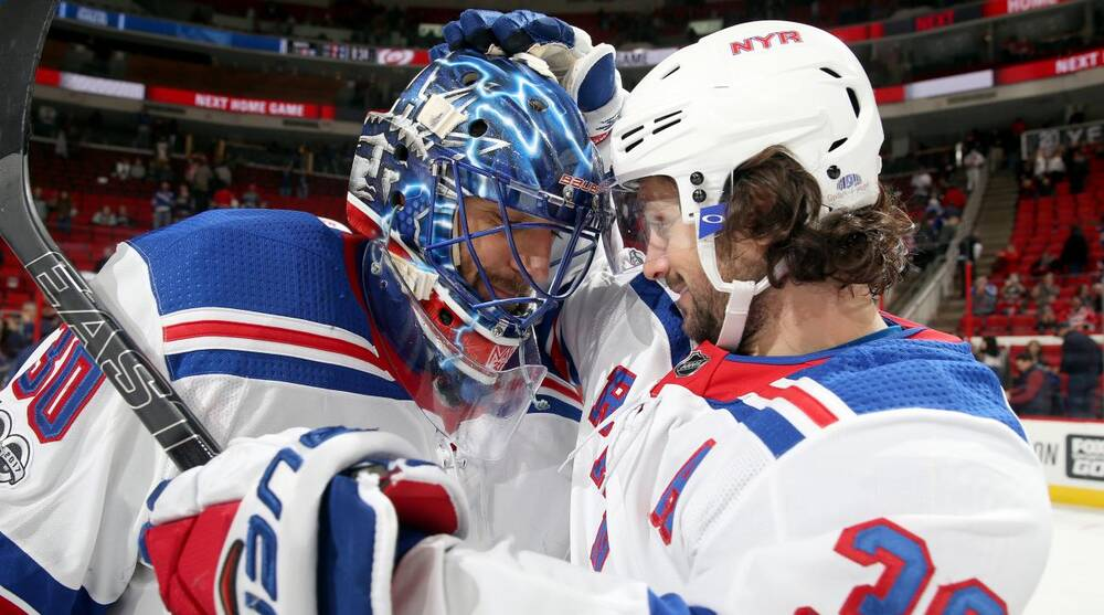 Henrik Lundqvist Chokes Up Discussing Mats Zuccarello Trade Video