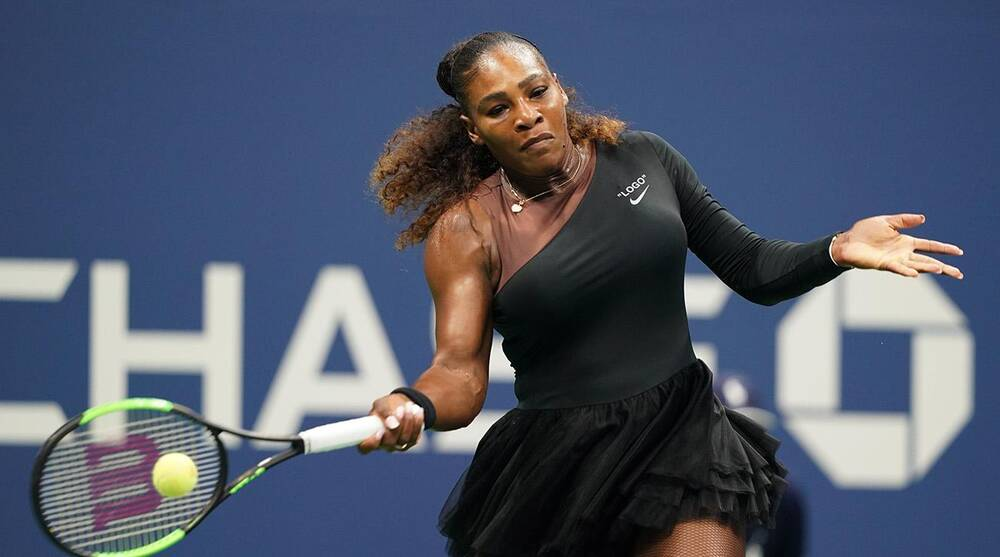 Serena Williams narrates new Nike ad to air during Oscars (video ... 40de347ee