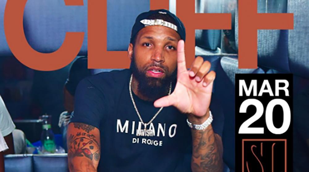4de00da26e7d Durant adopted brother fatally shot in Atlanta. Instagram. Clifford Dixon  ...