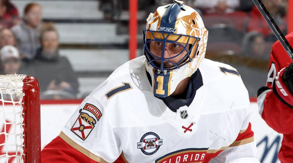 Roberto Luongo Still Pondering Future As Panthers Season Ends Si Com