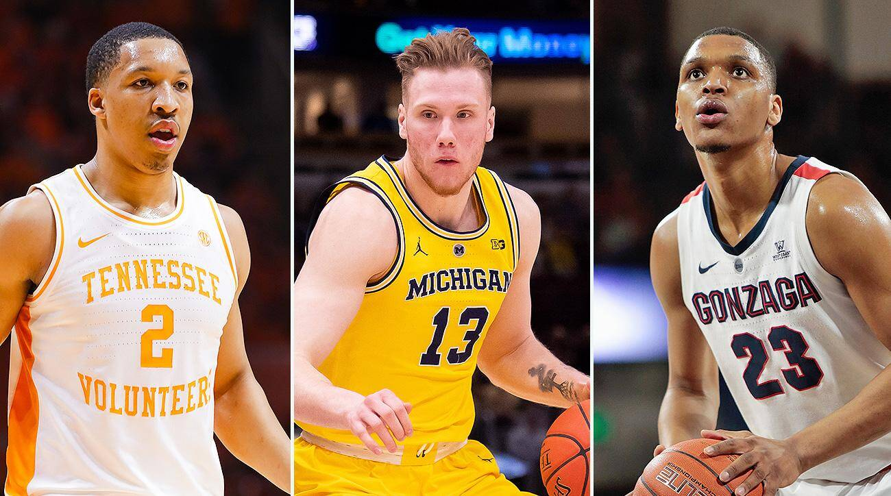 87bebfd3a10b3 NBA draft 2019 decisions returning staying declaring Kyle Guy Zach Norvell  Grant Williams. 2 01 · College Basketball