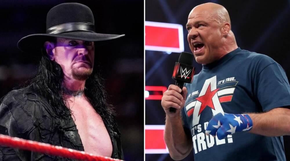 Starrcast II: WWE pulled Undertaker, Kurt Angle from
