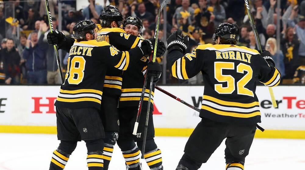 Boston Bruins Eliminate Toronto Maple Leafs In Game 7 Si Com
