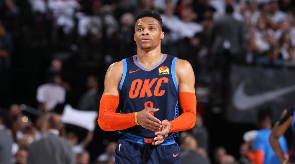 24bf8d404877 Open Floor NBA Podcast  Considering Russell Westbrook s Game 5 ...